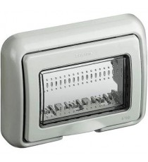 idrobox matix- coperchio IP55 3P bianco