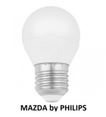 LAMPADA LED SFERA P45 40W E27 6500K MAZDA