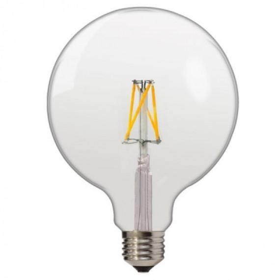 LAMPADA LED GLOBO G125 6,5W E27 4500K FILAMENTO
