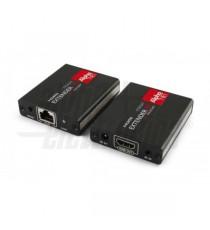 EXTENDER HDMI CAVO 1XCAT.6 100 MT CON IR