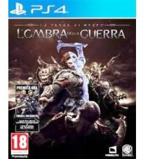PS4 LA TERRA DI MEZZO: LOMBRA DELLA GUERRA