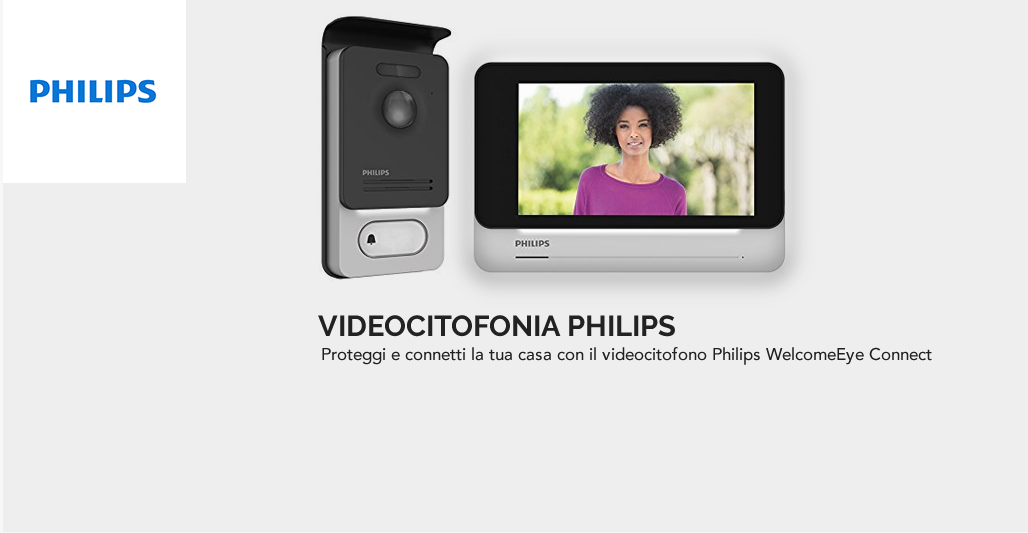 Videocitofonia Philips
